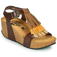 鞋子 女士 凉鞋 Plakton SO TONKA 棕色