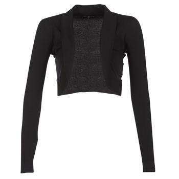衣服 女士 羊毛开衫 Morgan MOLU 黑色
