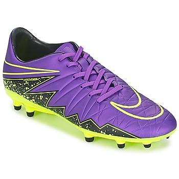 鞋子 男士 足球 Nike 耐克 HYPERVENOM PHELON II FG 紫罗兰