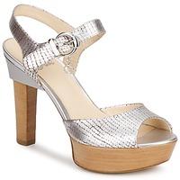 鞋子 女士 凉鞋 Fabi KAITE 银色