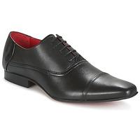 鞋子 男士 系带短筒靴 Carlington 卡尔顿 ITIPIQ 黑色