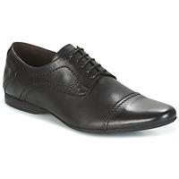鞋子 男士 德比 Carlington 卡尔顿 MOUNFER 黑色