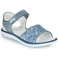 鞋子 女孩 凉鞋 Primigi ALEX 蓝色