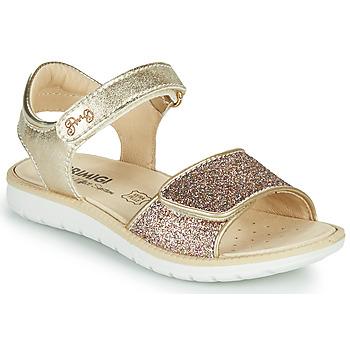 鞋子 女孩 凉鞋 Primigi CYRIELLE 金色