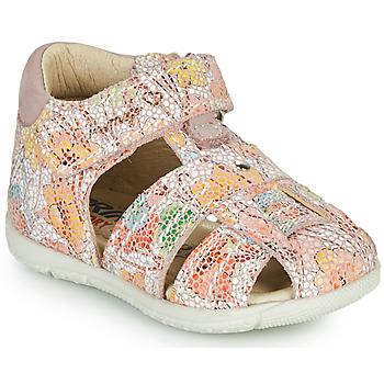 鞋子 女孩 凉鞋 Primigi AMELIE 玫瑰色