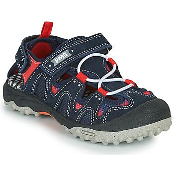 鞋子 男孩 运动凉鞋 Primigi ALEX 海蓝色 / 黑色 / 红色