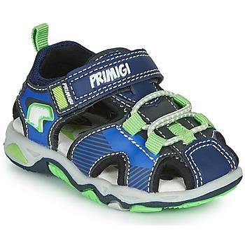 鞋子 男孩 运动凉鞋 Primigi DINNO 蓝色 / 绿色