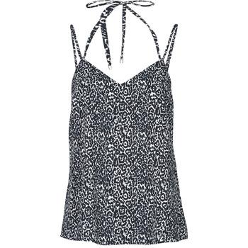 衣服 女士 无领短袖套衫/无袖T恤 Ikks BS11015-02 黑色