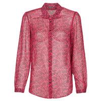 衣服 女士 衬衣/长袖衬衫 Ikks BS12155-38 覆盆子红