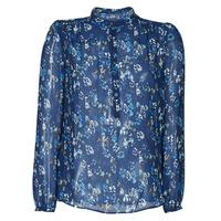 衣服 女士 衬衣/长袖衬衫 Ikks BS13175-49 海蓝色