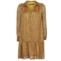 衣服 女士 短裙 Ikks BS30195-75 琥珀色