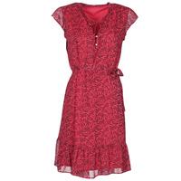 衣服 女士 短裙 Ikks BS30355-38 覆盆子红