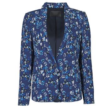 衣服 女士 外套/薄款西服 Ikks BS40295-49 海蓝色