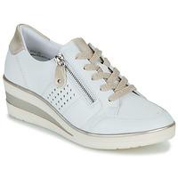 鞋子 女士 球鞋基本款 Remonte DORA 白色 / 金色