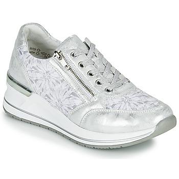 鞋子 女士 球鞋基本款 Remonte SALAN 银灰色