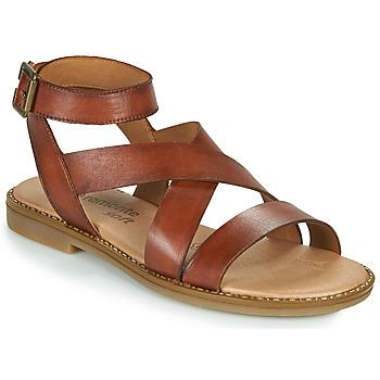 鞋子 女士 凉鞋 Remonte POLLY 棕色
