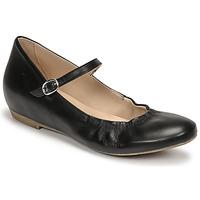鞋子 女士 平底鞋 Casual Attitude OLIVIA 黑色