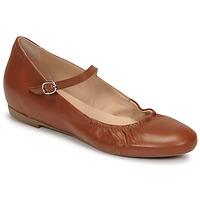 鞋子 女士 平底鞋 Casual Attitude OLIVIA 驼色