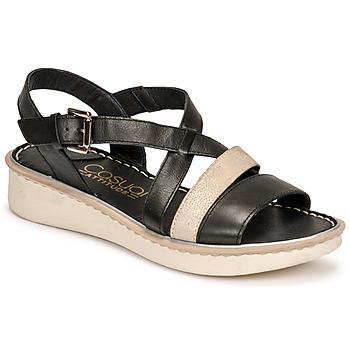 鞋子 女士 凉鞋 Casual Attitude ODETTE 黑色 / 金色