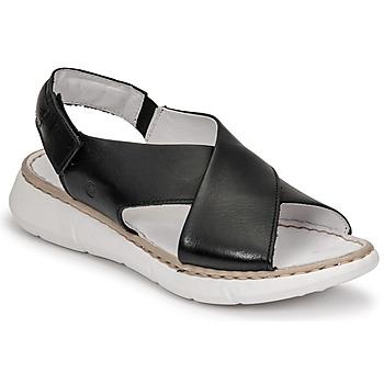 鞋子 女士 凉鞋 Casual Attitude ODILE 黑色