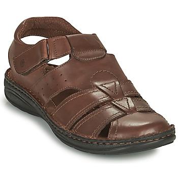 鞋子 男士 凉鞋 Casual Attitude ODOUNE 棕色