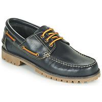 鞋子 男士 船鞋 Casual Attitude EVEROA 海蓝色