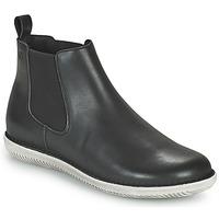鞋子 女士 短筒靴 Casual Attitude ODILETTE 黑色