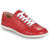 鞋子 女士 德比 Casual Attitude OULETTE 红色
