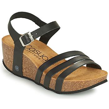 鞋子 女士 凉鞋 Casual Attitude OUDINE 黑色