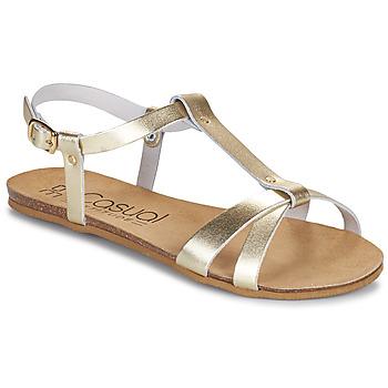 鞋子 女士 凉鞋 Casual Attitude JALIYAXE 金色