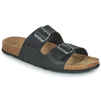 鞋子 男士 休闲凉拖/沙滩鞋 Casual Attitude OMAO 黑色