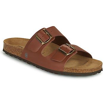 鞋子 男士 休闲凉拖/沙滩鞋 Casual Attitude OMAO 棕色