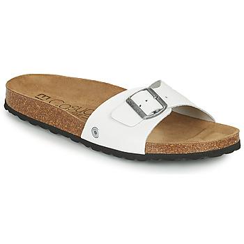 鞋子 男士 休闲凉拖/沙滩鞋 Casual Attitude OMI 白色