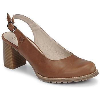 鞋子 女士 高跟鞋 Casual Attitude OLEA 驼色
