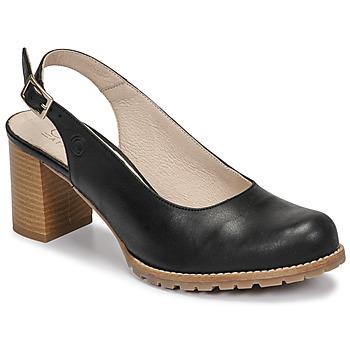 鞋子 女士 高跟鞋 Casual Attitude OLEA 黑色