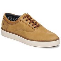 鞋子 男士 球鞋基本款 Casual Attitude OLAFF 驼色