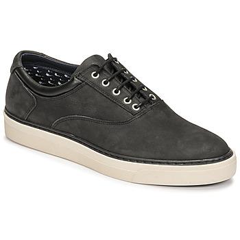 鞋子 男士 球鞋基本款 Casual Attitude OLAFF 黑色