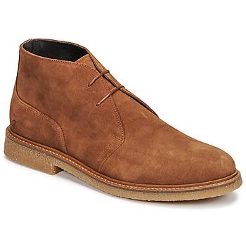 鞋子 男士 短筒靴 Casual Attitude NETOINE 棕色