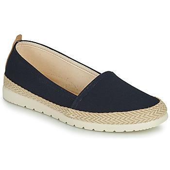 鞋子 女士 帆布便鞋 Casual Attitude ONINON 海蓝色