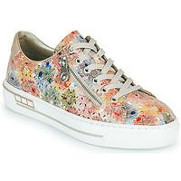 鞋子 女士 球鞋基本款 Rieker 瑞克尔 FROLLI 多彩