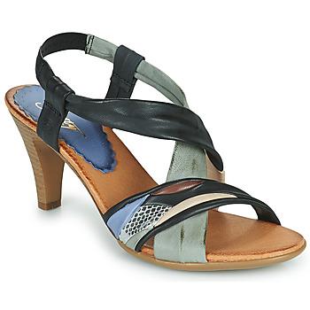 鞋子 女士 凉鞋 Betty London POULOI 黑色 / 灰色