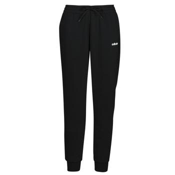 衣服 女士 厚裤子 adidas Performance 阿迪达斯运动训练 W E PLN PANT 黑色