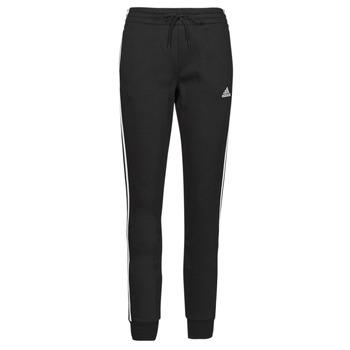 衣服 女士 厚裤子 adidas Performance 阿迪达斯运动训练 W 3S FL C PT 黑色