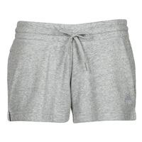 衣服 女士 短裤&百慕大短裤 adidas Performance 阿迪达斯运动训练 W SL FT SHO 灰色