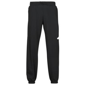衣服 男士 厚裤子 adidas Performance 阿迪达斯运动训练 M FI Pant 3B 黑色