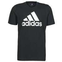 衣服 男士 短袖体恤 adidas Performance 阿迪达斯运动训练 M BL SJ T 黑色