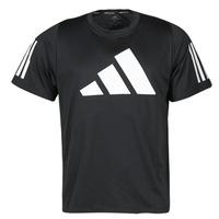 衣服 男士 短袖体恤 adidas Performance 阿迪达斯运动训练 FL 3 BAR TEE 黑色