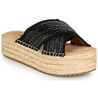鞋子 女士 休闲凉拖/沙滩鞋 Refresh TERRA 黑色