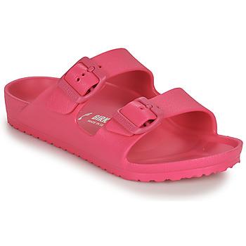 鞋子 女孩 休闲凉拖/沙滩鞋 Birkenstock 勃肯 ARIZONA EVA 玫瑰色