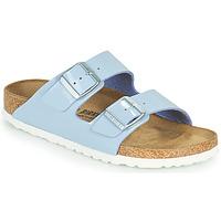 鞋子 女士 休闲凉拖/沙滩鞋 Birkenstock 勃肯 ARIZONA 蓝色